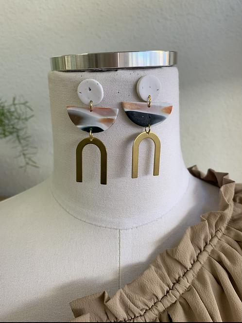 Handmade | Polymer Clay Earrings