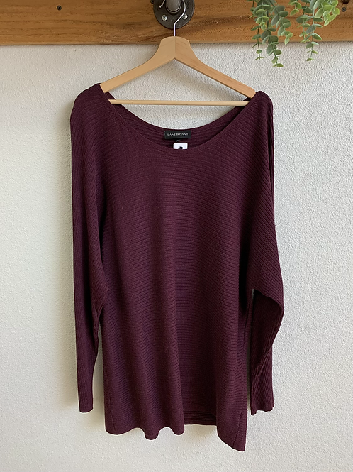 Ribbed Stretchy Sweater