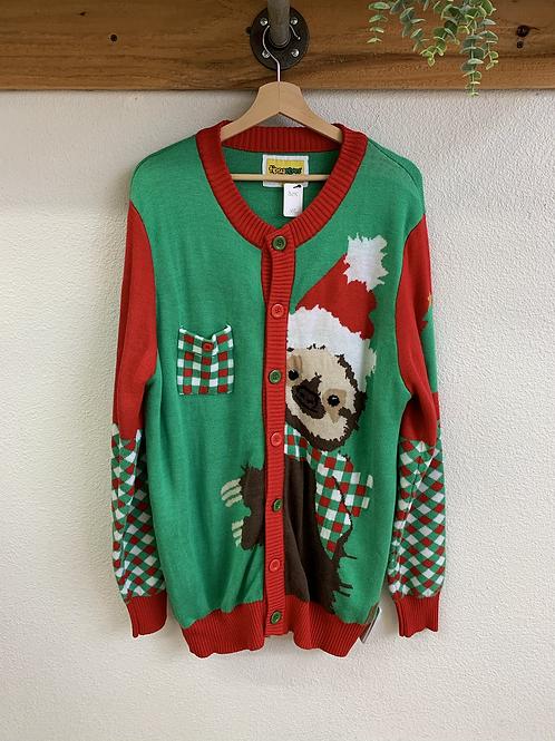 "TipsyElves ""Sloth"" Sweater"