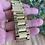 Thumbnail: Michael Kors Gold Diamond Watch