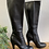 Thumbnail: Authentic Prada Knee High Boots