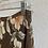 Thumbnail: Silk Floral Midi Skirt
