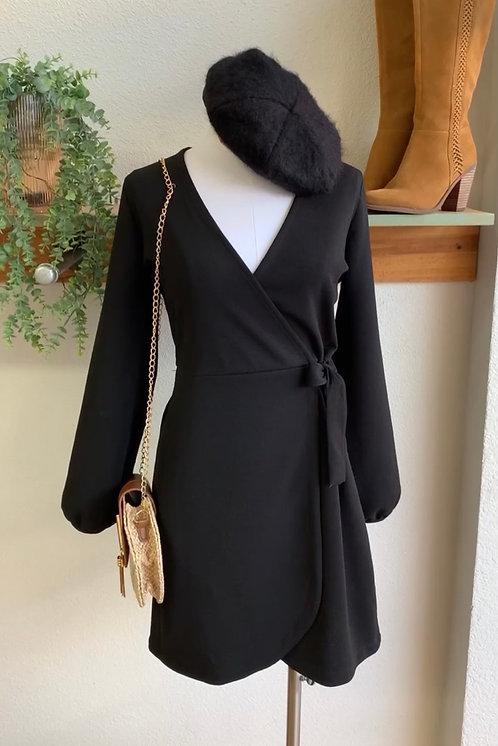 NWT Madewell Faux Wrap Dress