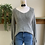 Thumbnail: Tied + Mini Bell Sleeve Sweater