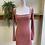 Thumbnail: Velvet Rouched Sleeve Mini Dress