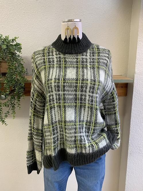 NWT Nine West Fuzzy Sweater