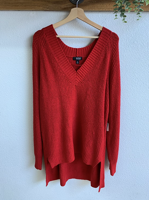 NWT Cozy High-Low Sweater