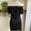 Thumbnail: NWT Betsey Johnson Off the Shoulder Dress