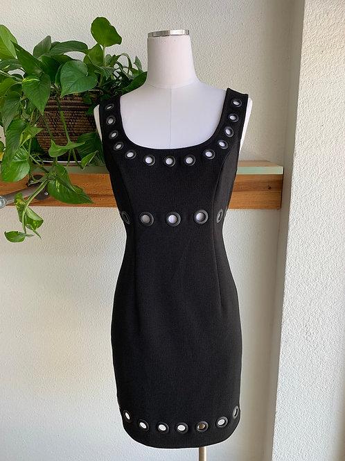 NWT TopShop Grommet Dress