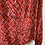 Thumbnail: Vintage Red Blouse