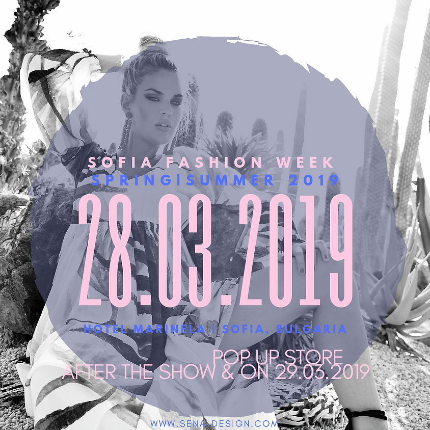 Sofia Fashion Week Spring Summer 2019