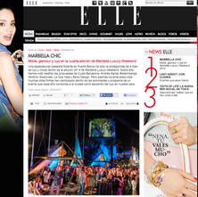 ELLE España, June 2014