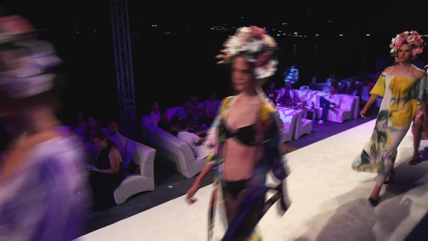 The Fashion Show ...