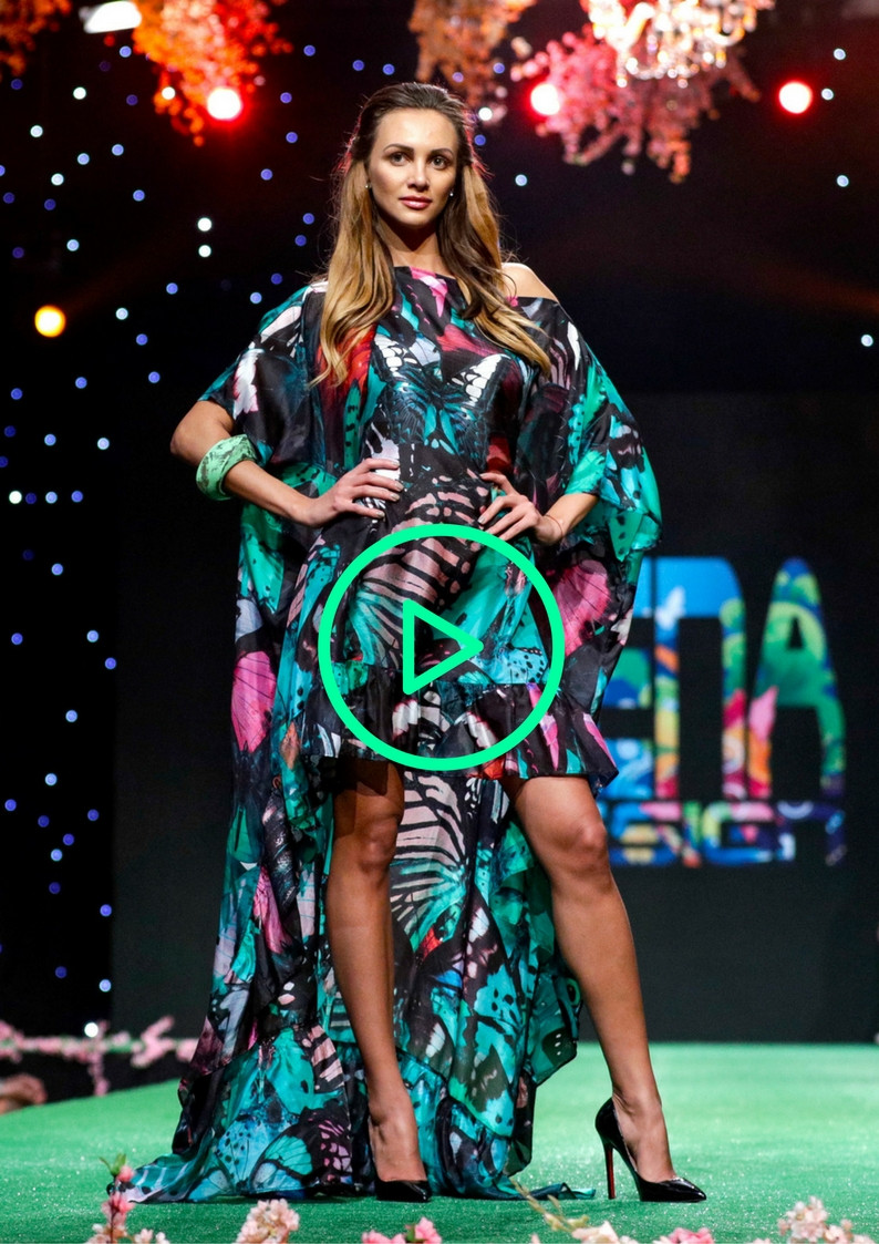 "SENA Sofia Fashion Week 2017 | Spring|Summer 2017 ""SO VAIN ... SO WHAT!"" Collection"