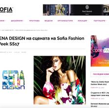 Sofia Fashion Week, March 2017