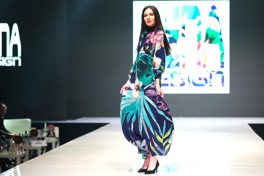 SENA x Sofia Fashion Week Spring Summer 2019