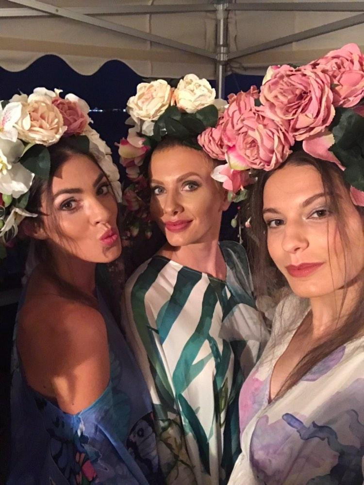 SENA x Summer Fashion Weekend 2019 ... backstage