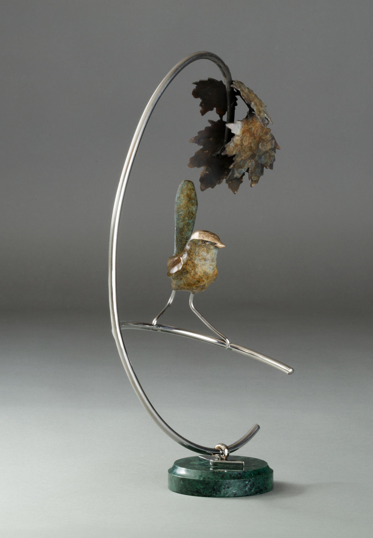 Fairy Wren on a Branch
