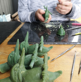 Jake Mikoda Bronze Sculpture Artist