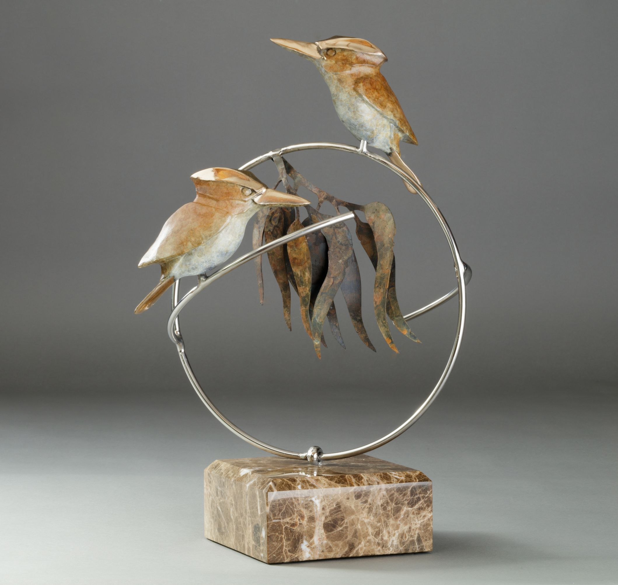 A Pair of Kookaburras
