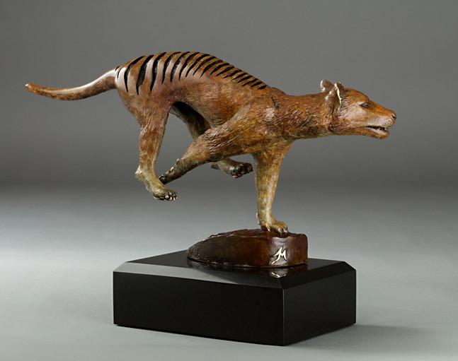 """Thylacine on the Hunt"""