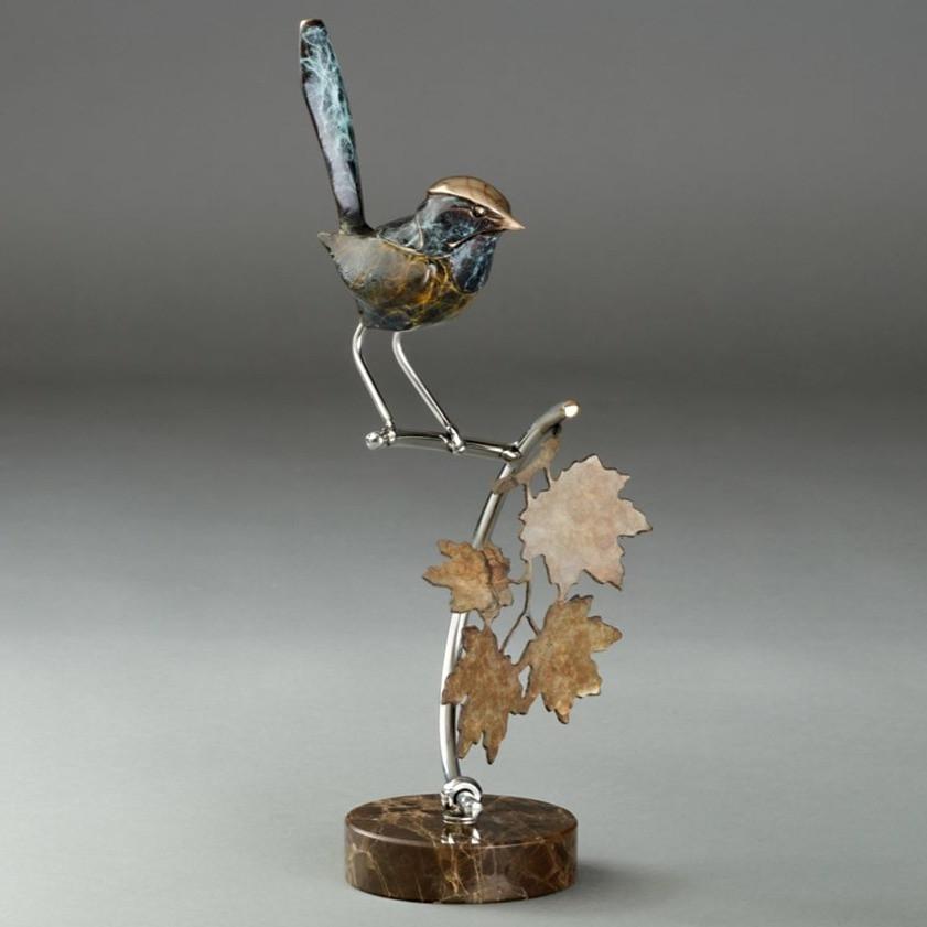 Wren on a Branch