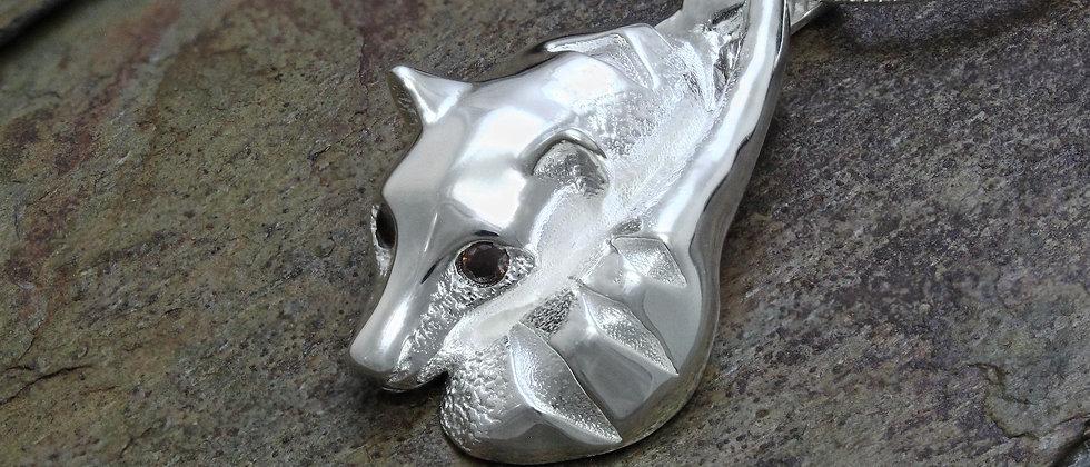 Thylacine Pendant