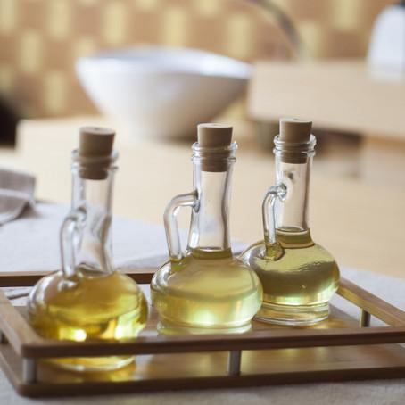 Trägeröle - warum verdünnen sogar besser ist.