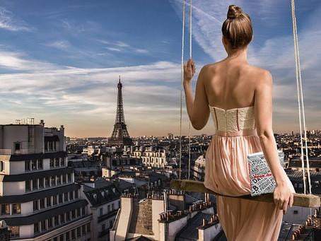 23 janvier 2021 : Les toits de Paris