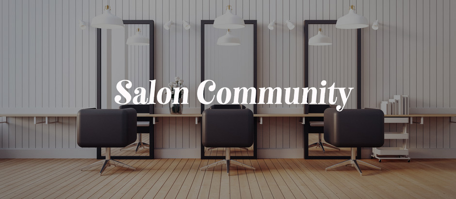 RE-OPENING YOUR SALON