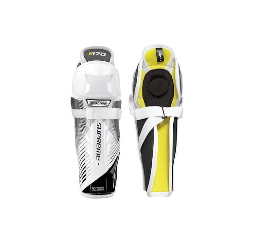 BAUER SUPREME S170 YOUTH SHIN GUARDS