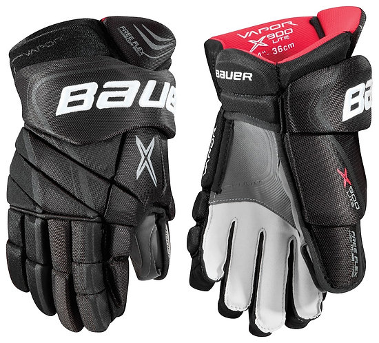 BAUER VAPOR X900 LITE JUNIOR GLOVES