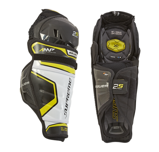 BAUER SUPREME 2S PRO SHIN GUARDS