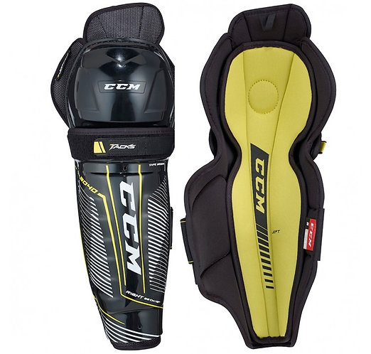 CCM TACKS 9040 SHIN GUARDS