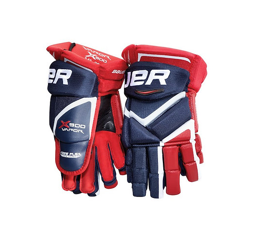 BAUER VAPOR X900 JUNIOR GLOVES
