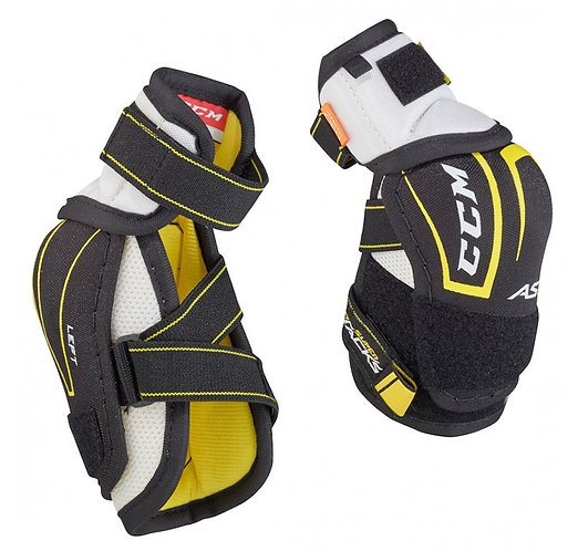 CCM SUPER TACKS AS1 YOUTH ELBOW PADS