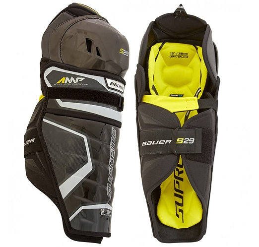 BAUER SUPREME S29 SHIN GUARDS