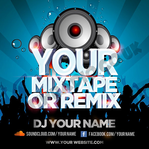 Mixtape / Remix Cover 4 (3-Covers)