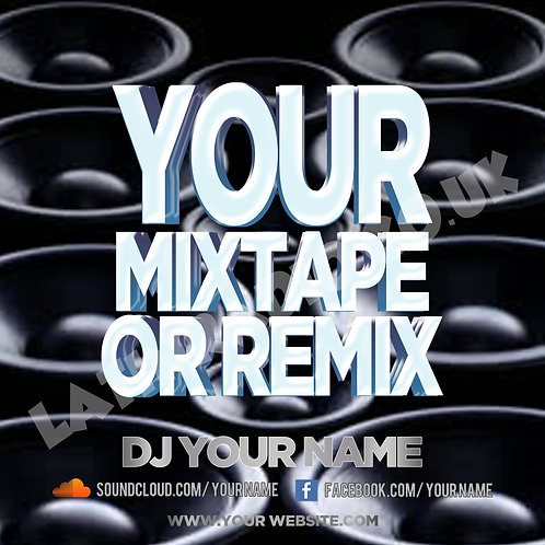 Mixtape / Remix Cover 5 (2-Covers)