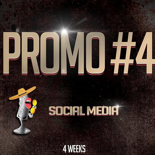 Promo #4 (4 Weeks)