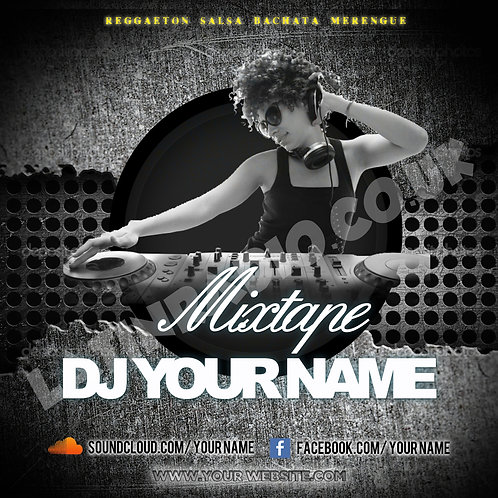 Mixtape / Remix Cover 9 (2-Covers)