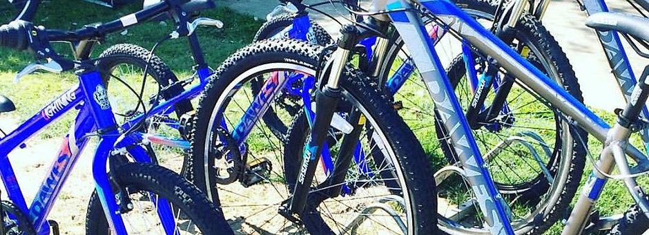 Kids Bike Hire Voucher £10
