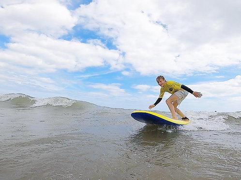 Surfboard Hire Voucher £15