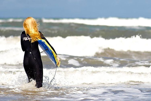 Surfboard Hire Voucher £10/HR