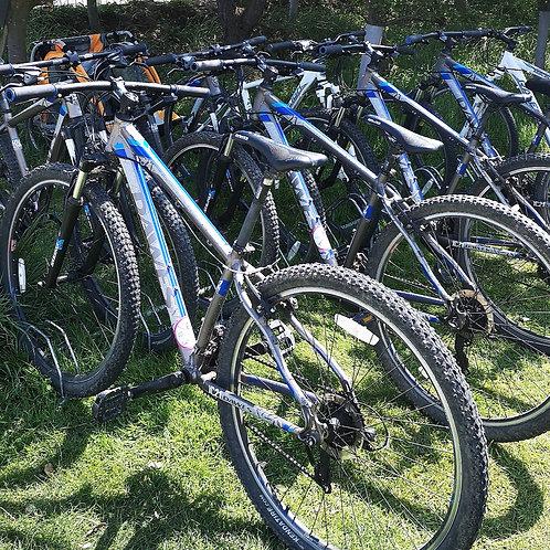 Adult Bike Hire Voucher £15