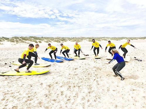 Group Surf Lesson Voucher