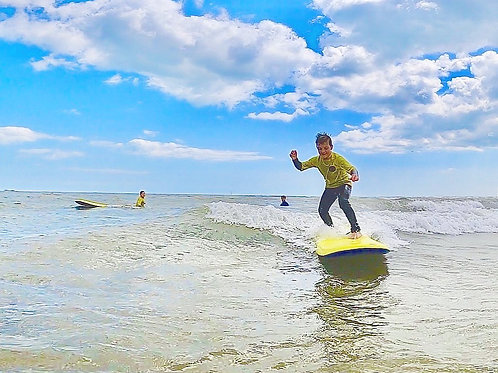 1 to 1 Private Surf Lesson Voucher