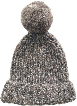 VMhat bonnet pompon