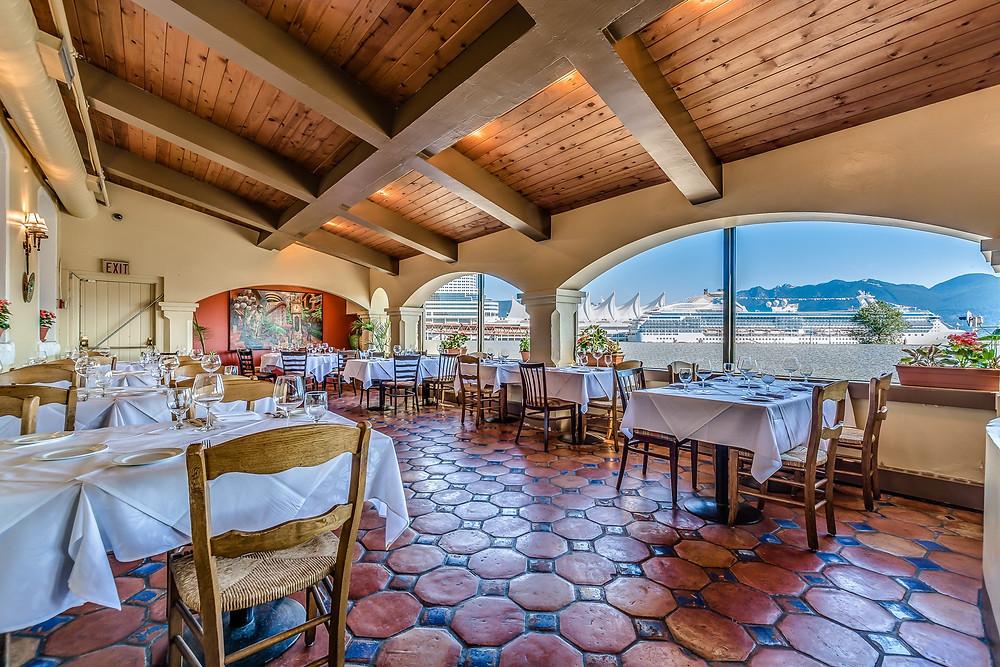 Restaurants photographer