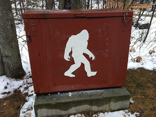 Bear Box Stencils